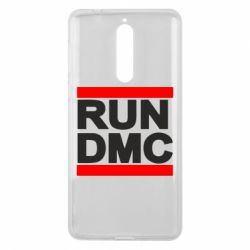 Чехол для Nokia 8 RUN DMC - FatLine