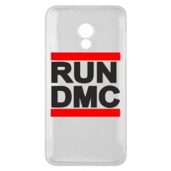 Чехол для Meizu 15 Lite RUN DMC - FatLine