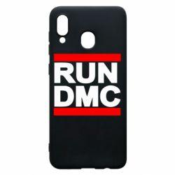 Чохол для Samsung A30 RUN DMC