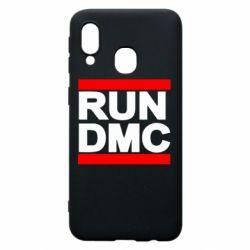 Чохол для Samsung A40 RUN DMC