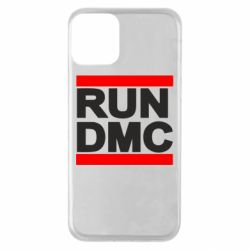 Чехол для iPhone 11 RUN DMC