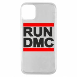 Чехол для iPhone 11 Pro RUN DMC