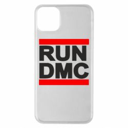 Чехол для iPhone 11 Pro Max RUN DMC