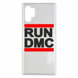 Чехол для Samsung Note 10 Plus RUN DMC
