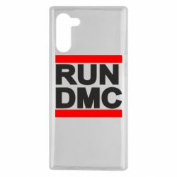 Чехол для Samsung Note 10 RUN DMC