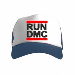 Дитяча кепка-тракер RUN DMC