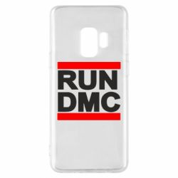 Чехол для Samsung S9 RUN DMC - FatLine