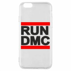 Чехол для iPhone 6/6S RUN DMC