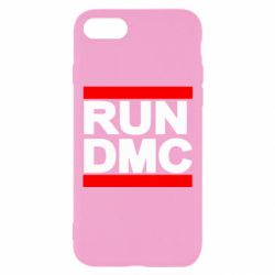Чехол для iPhone 8 RUN DMC