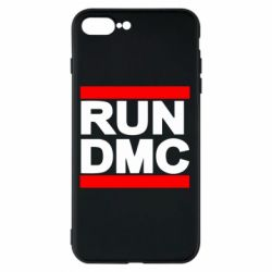 Чехол для iPhone 8 Plus RUN DMC