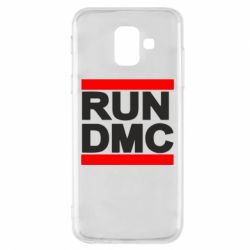 Чехол для Samsung A6 2018 RUN DMC - FatLine