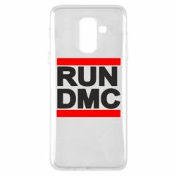 Чехол для Samsung A6+ 2018 RUN DMC - FatLine