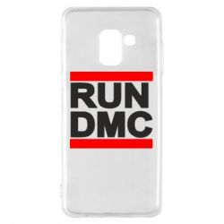 Чехол для Samsung A8 2018 RUN DMC - FatLine