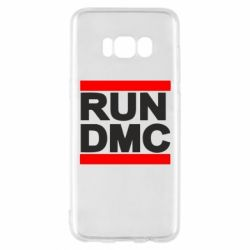 Чехол для Samsung S8 RUN DMC - FatLine
