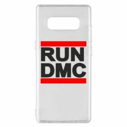 Чехол для Samsung Note 8 RUN DMC