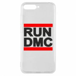 Чехол для Huawei Y6 2018 RUN DMC - FatLine