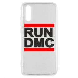 Чехол для Huawei P20 RUN DMC - FatLine
