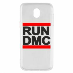 Чехол для Samsung J5 2017 RUN DMC - FatLine