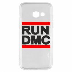 Чехол для Samsung A3 2017 RUN DMC - FatLine