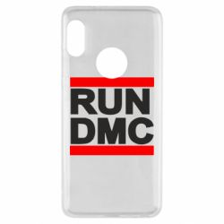Чехол для Xiaomi Redmi Note 5 RUN DMC - FatLine