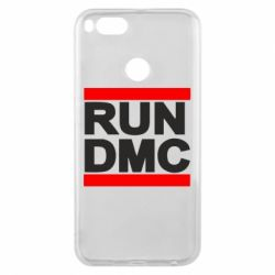 Чехол для Xiaomi Mi A1 RUN DMC - FatLine