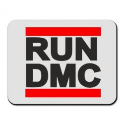 Килимок для миші RUN DMC - FatLine