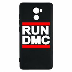 Чехол для Xiaomi Redmi 4 RUN DMC - FatLine