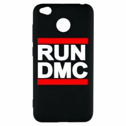 Чехол для Xiaomi Redmi 4x RUN DMC - FatLine