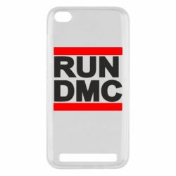 Чехол для Xiaomi Redmi 5a RUN DMC - FatLine