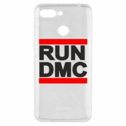 Чехол для Xiaomi Redmi 6 RUN DMC - FatLine