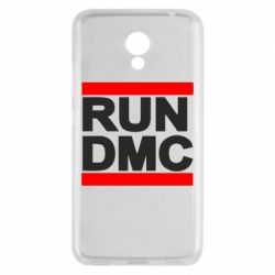 Чехол для Meizu M5c RUN DMC - FatLine
