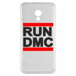 Чехол для Meizu M5s RUN DMC - FatLine