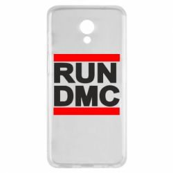 Чехол для Meizu M6s RUN DMC - FatLine