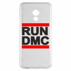 Чехол для Meizu Pro 6 RUN DMC - FatLine