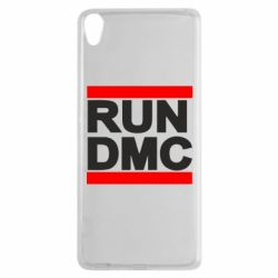 Чехол для Sony Xperia XA RUN DMC - FatLine