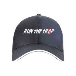 кепка Run the Trap #