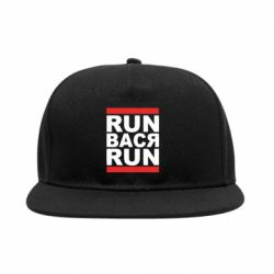Снепбек RUN Вася RUN - FatLine