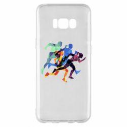 Чохол для Samsung S8+ Run
