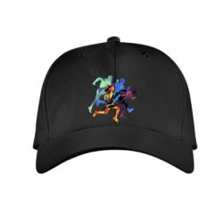 Детская кепка Run