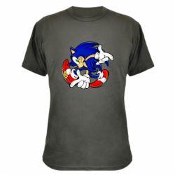 Камуфляжная футболка Running sonic
