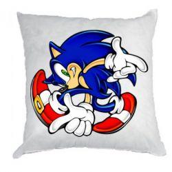 Подушка Running sonic
