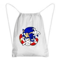 Рюкзак-мешок Running sonic