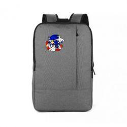 Рюкзак для ноутбука Running sonic