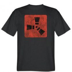 Купить Футболка Rust Logotype, FatLine