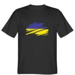 Мужская футболка Рваний прапор - FatLine