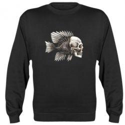 Реглан Рыба-череп