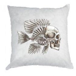 Подушка Рыба-череп