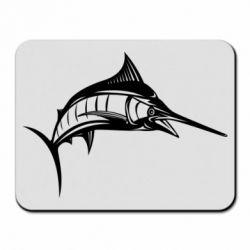 Коврик для мыши Рыба Марлин - FatLine