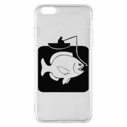 Чохол для iPhone 6 Plus/6S Plus Риба на гачку