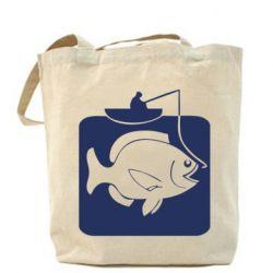 Сумка Риба на гачку - FatLine